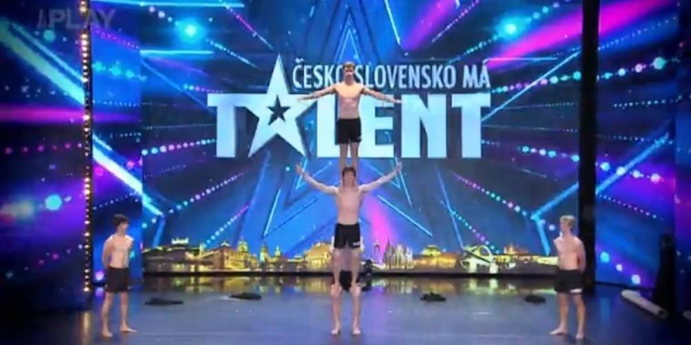 Už pátá řada Talentu přinese opravdu skvělou show!