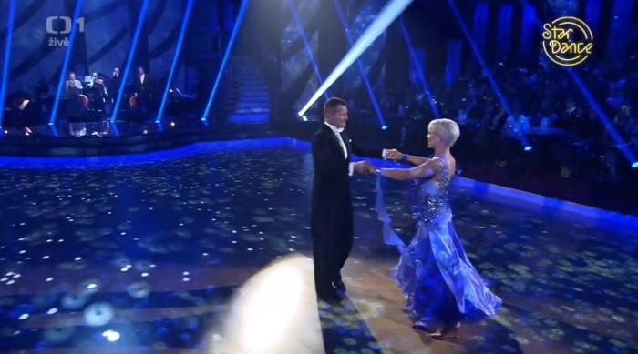 Nový 4. díl pořadu StarDance ...když hvězdy tančí.